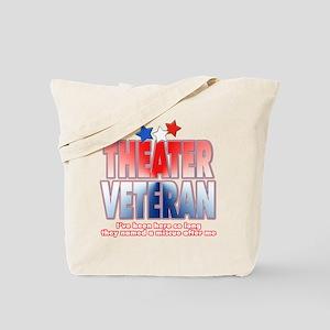 Veteran Miscue Tote Bag