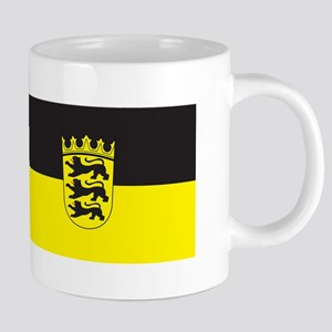 Baden-Wurttemberg Flag Mugs