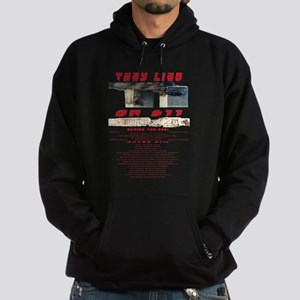 They Lied 911 Hoodie