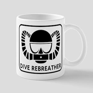 Dive Rebreather Mug