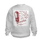 Cunningham Tubes Kids Sweatshirt