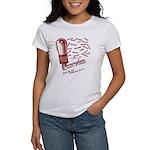 Cunningham Tubes Women's T-Shirt