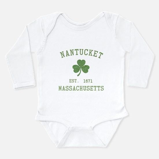 Nantucket Infant Bodysuit Body Suit