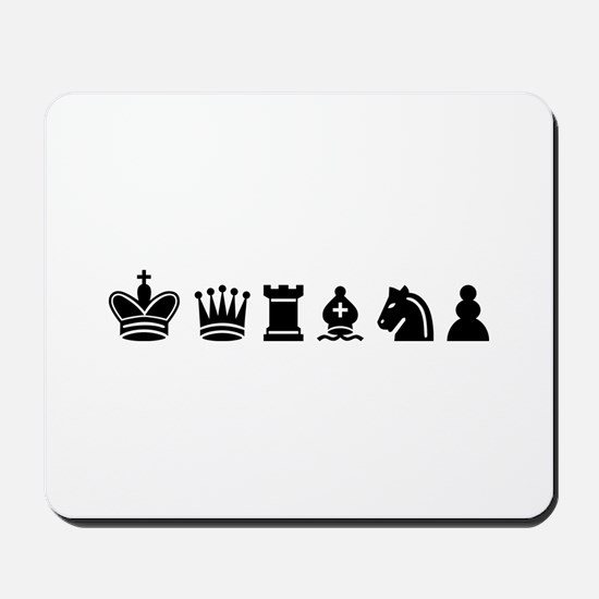 Chess sports Mousepad