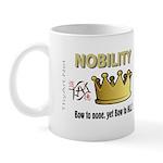 Nobility Mugs