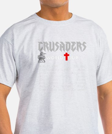 Crusaders world tour T-Shirt