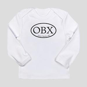 OBX Outer Banks, NC Ova Long Sleeve T-Shirt