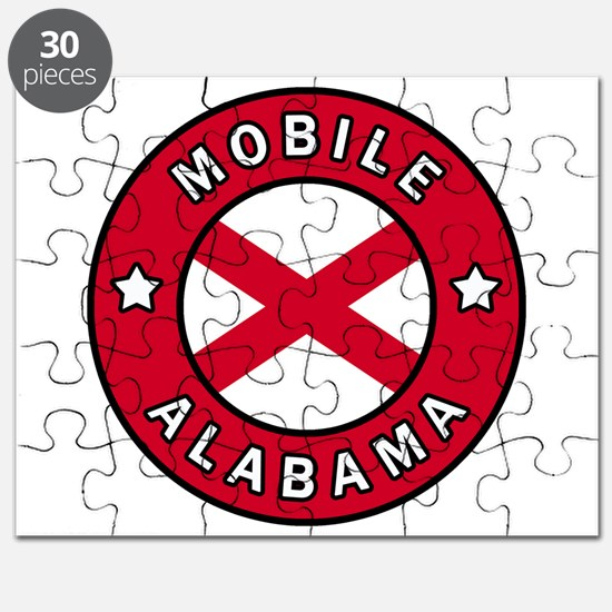 Mobile Alabama Puzzle