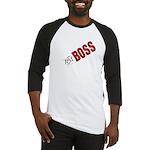 The BOSS Baseball Jersey