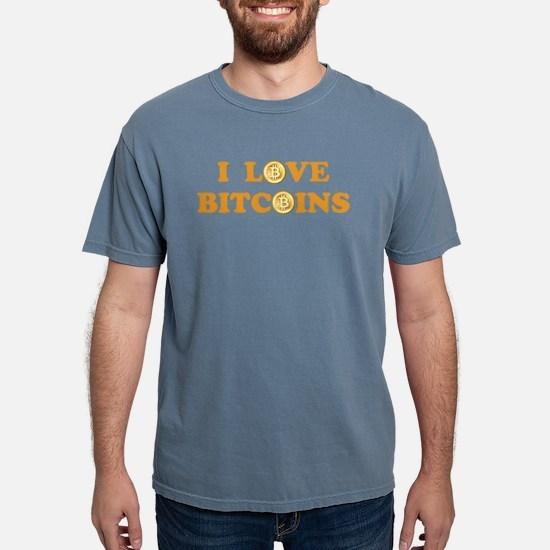 Bitcoins-6 T-Shirt