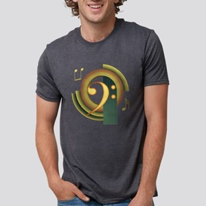 Bass Clef Deco T-Shirt