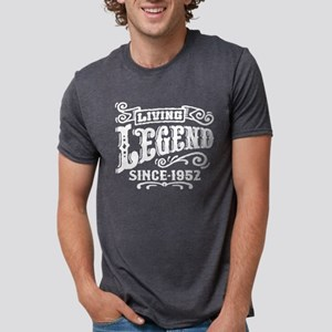 Living Legend Since 1952 Women's Dark T-Shirt