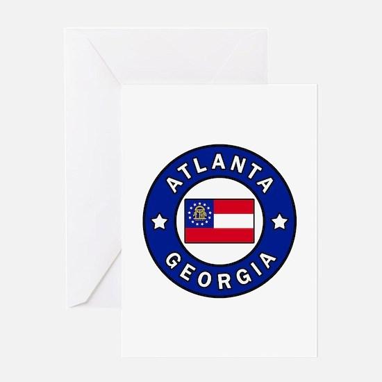 Atlanta Georgia Greeting Cards