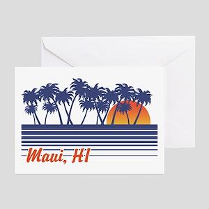 Maui Hawaii Greeting Cards (Pk of 10)