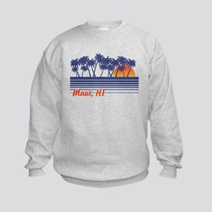Maui Hawaii Kids Sweatshirt