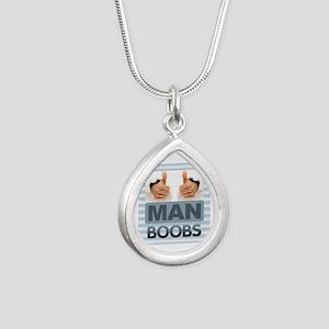 MAN BOOBS Necklaces