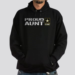 U.S. Army: Proud Aunt Hoodie