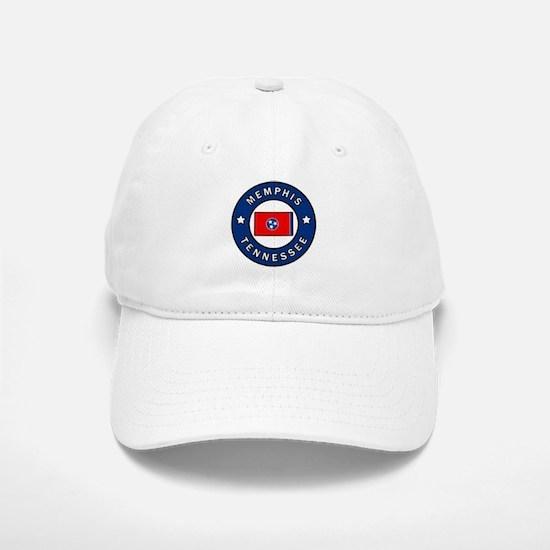 Memphis Tennessee Baseball Baseball Cap