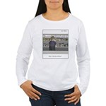 Fast acting placebos Women's Long Sleeve T-Shirt