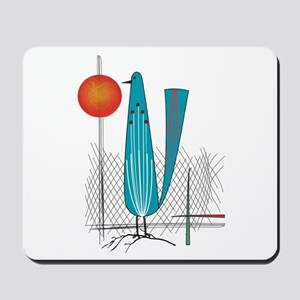 Mid-Century Modern Mousepad