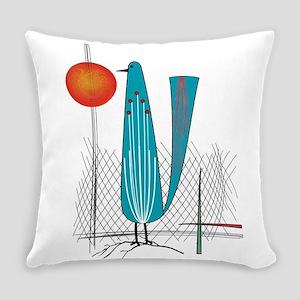 Mid-Century Modern Everyday Pillow