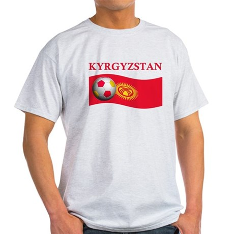 TEAM KYRGYZSTAN WORLD CUP Light T-Shirt