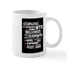 Gangsters Mug