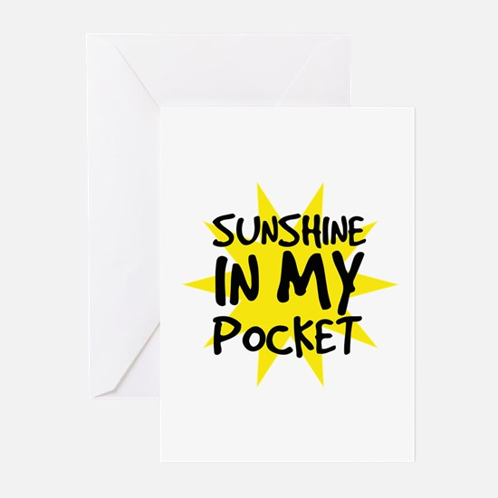 Can't Stop the Feeling Greeting Cards