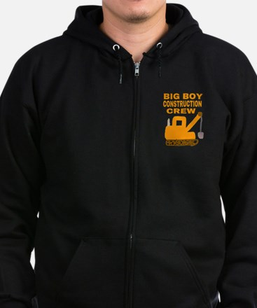 BIG BOY CONSTRUCTION CREW Sweatshirt