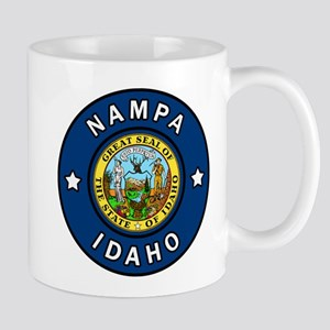 Nampa Idaho Mugs