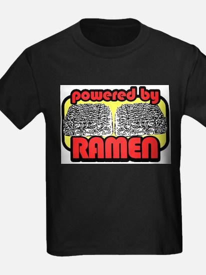 Ramen Power Ash Grey T-Shirt