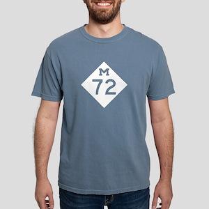 M-72, Michigan Women's Dark T-Shirt