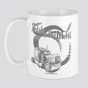 PTTM-Trucker-Grey Mug
