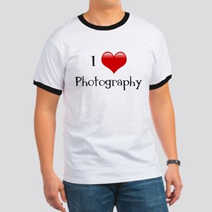I Love Photography Ringer T