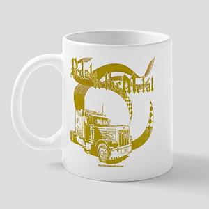PTTM-Trucker-Tan Mug