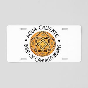 Agua Caliente Band of Cahui Aluminum License Plate