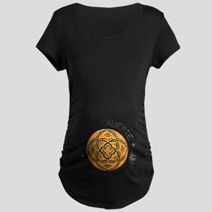 Agua Caliente Band Of Cahui Dark Maternity T-Shirt