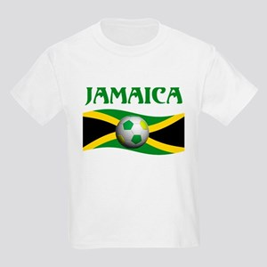 TEAM JAMAICA WORLD CUP Kids Light T-Shirt