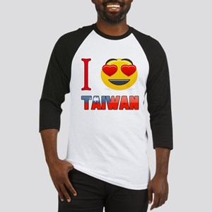 I love Taiwan Baseball Jersey