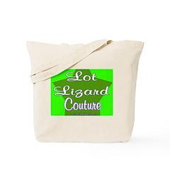 Lot Lizard Couture Tote Bag