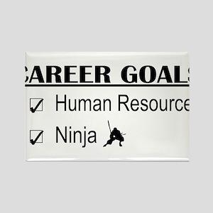 HR Career Goals Magnets