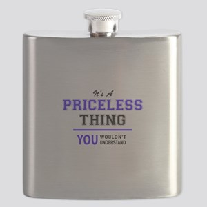 It's PRICELESS thing, you wouldn't understan Flask