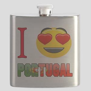 I love Portugal Flask