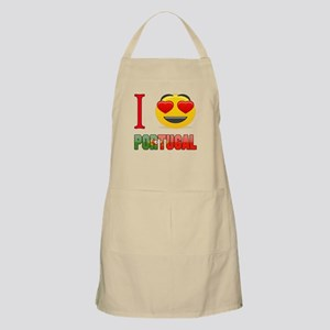 I love Portugal Apron