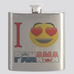 I love Panama Flask