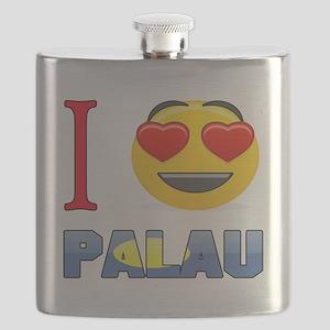 I love Palau Flask