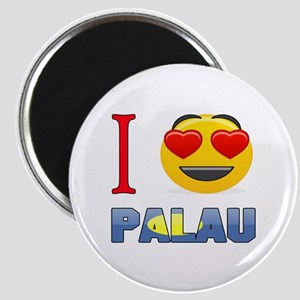 I love Palau Magnet