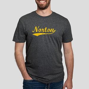Vintage Norton (Orange) T-Shirt