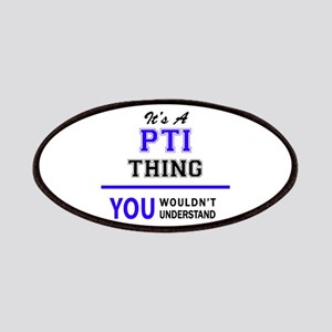 It's PTI thing, you wouldn't understand Patch