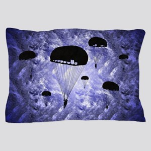 Harvest Moon's Paratroopers Pillow Case